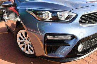 2020 Kia Cerato BD MY21 S Blue 6 Speed Sports Automatic Hatchback.