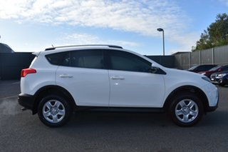 2013 Toyota RAV4 ZSA42R GX 2WD White 7 Speed Constant Variable Wagon