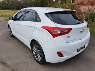 2017 Hyundai i30 GD5 Series II SR Premium White Sports Automatic Hatchback