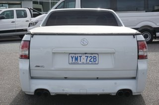 2015 Holden Ute VF II MY16 SV6 Ute White 6 Speed Sports Automatic Utility