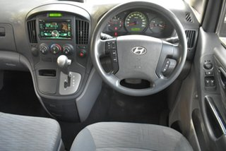 2011 Hyundai iLOAD TQ-V Silver 5 Speed Sports Automatic Van