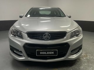 2015 Holden Commodore VF MY15 SV6 Sportwagon Storm Silver 6 Speed Sports Automatic Wagon