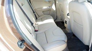 2009 Volvo XC60 DZ MY10 Geartronic AWD Brown 6 Speed Sports Automatic Wagon