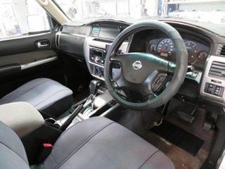 2007 Nissan Patrol GU IV MY07 ST (4x4) Gold 4 Speed Automatic Wagon