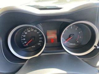 2010 Mitsubishi Lancer CJ MY10 ES Spearmint Silver 5 Speed Manual Sedan