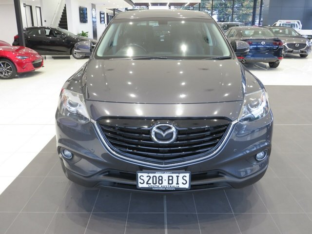 Used Mazda CX-9 TB10A5 Luxury Activematic Edwardstown, 2015 Mazda CX-9 Luxury Activematic Wagon