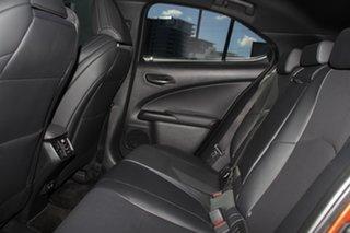 2018 Lexus UX MZAA10R UX200 2WD F Sport Orange 1 Speed Constant Variable Hatchback