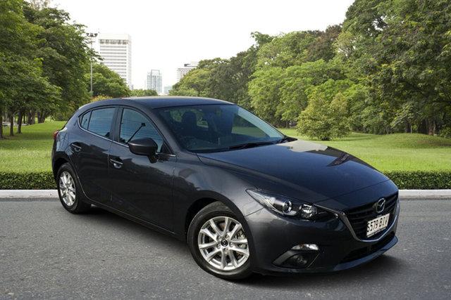 Used Mazda 3 BM5476 Maxx SKYACTIV-MT Paradise, 2015 Mazda 3 BM5476 Maxx SKYACTIV-MT Grey 6 Speed Manual Hatchback