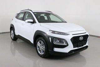 2020 Hyundai Kona OS.3 MY20 Active (FWD) White 6 Speed Automatic Wagon.