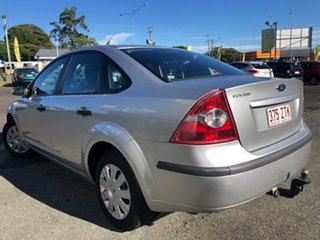 2008 Ford Focus LT CL Silver 5 Speed Manual Sedan