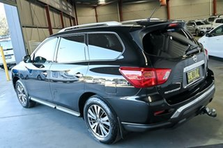 2017 Nissan Pathfinder R52 Series II MY17 ST X-tronic 4WD Black 1 Speed Constant Variable Wagon
