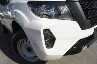 2021 Nissan Navara D23 MY21 SL King Cab Polar White 7 Speed Sports Automatic Utility.