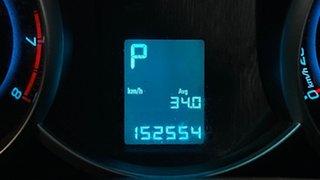 2012 Holden Cruze JH Series II MY12 Equipe Grey 6 Speed Sports Automatic Sedan