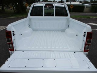 2017 Ford Ranger PX MkII Turbo XL White Auto Seq Sportshift Double Cab Pick Up