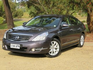 2011 Nissan Maxima J32 MY11 250 X-tronic ST-L Plum 6 Speed Constant Variable Sedan.