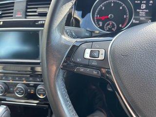 2016 Volkswagen Golf VII MY16 110TDI DSG Highline Black 6 Speed Sports Automatic Dual Clutch