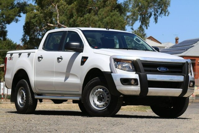 Used Ford Ranger PX XL Clare, 2015 Ford Ranger PX XL White 6 Speed Sports Automatic Utility