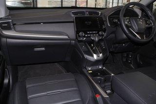 2020 Honda CR-V RW MY21 VTi FWD L7 Lunar Silver 1 Speed Constant Variable Wagon