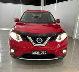 2014 Nissan X-Trail T32 ST-L X-tronic 4WD Red 7 Speed Constant Variable Wagon