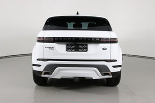 2019 Land Rover Range Rover Evoque L551 MY20.25 D180 R-Dynamic S (132kW) White 9 Speed Automatic