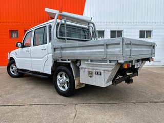 2010 Mahindra Pik-Up S5 MY10 White 5 Speed Manual Cab Chassis