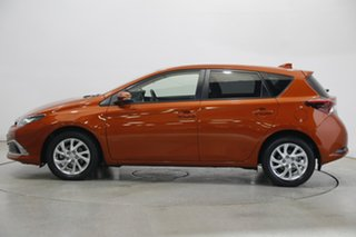 2017 Toyota Corolla ZRE182R Ascent Sport S-CVT Bronze 7 Speed Constant Variable Hatchback.