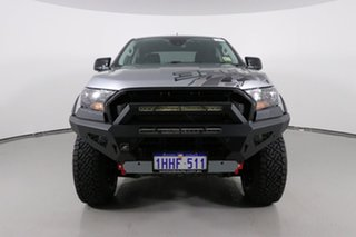 2021 Ford Ranger PX MkIII MY21.25 XLS 3.2 (4x4) Grey 6 Speed Automatic Double Cab Pick Up.