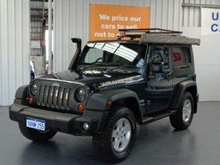 2007 Jeep Wrangler JK Sport Grey 6 Speed Manual Softtop.