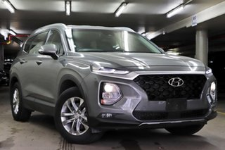2018 Hyundai Santa Fe DM5 MY18 Active Grey 6 Speed Sports Automatic Wagon.