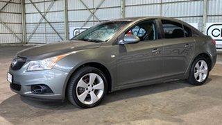 2012 Holden Cruze JH Series II MY12 Equipe Grey 6 Speed Sports Automatic Sedan.