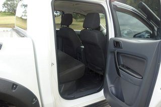 2013 Ford Ranger PX XL White 6 Speed Sports Automatic Utility