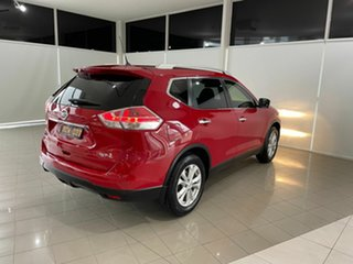 2014 Nissan X-Trail T32 ST-L X-tronic 4WD Red 7 Speed Constant Variable Wagon.