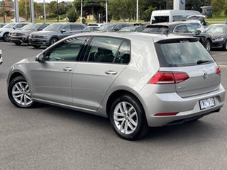 2018 Volkswagen Golf 7.5 MY18 110TSI DSG Silver 7 Speed Sports Automatic Dual Clutch Hatchback.