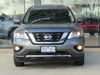 2017 Nissan Pathfinder R52 Series II MY17 ST-L X-tronic 4WD Silver 1 Speed Constant Variable Wagon.