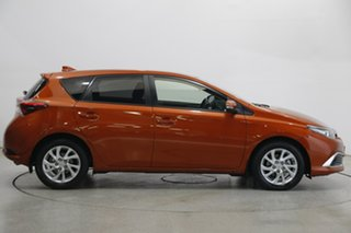 2017 Toyota Corolla ZRE182R Ascent Sport S-CVT Bronze 7 Speed Constant Variable Hatchback
