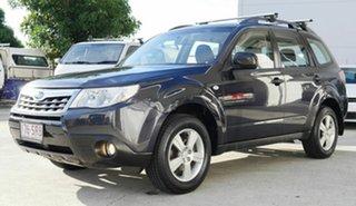 2012 Subaru Forester S3 MY12 X AWD Luxury Edition Grey 4 Speed Sports Automatic Wagon.