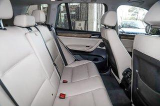 2012 BMW X3 F25 MY0412 xDrive28i Steptronic Silver 8 Speed Automatic Wagon
