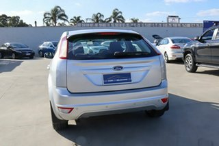 2010 Ford Focus LV LX Silver 4 Speed Sports Automatic Hatchback