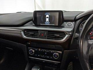 2016 Mazda 6 GJ1022 Touring SKYACTIV-Drive White 6 Speed Sports Automatic Sedan