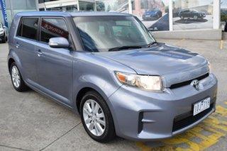 2012 Toyota Rukus AZE151R Build 3 Hatch Grey 4 Speed Sports Automatic Wagon.