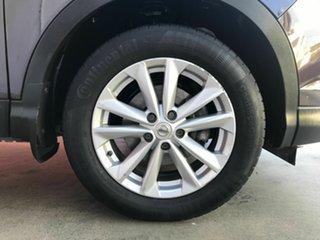 2014 Nissan Qashqai J11 ST Maroon 1 Speed Constant Variable Wagon