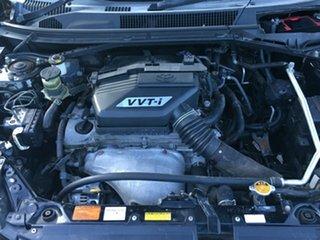 2004 Toyota RAV4 ACA23R Cruiser Black 5 Speed Manual Wagon