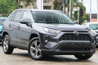2019 Toyota RAV4 Mxaa52R GXL 2WD Graphite 10 Speed Constant Variable Wagon.