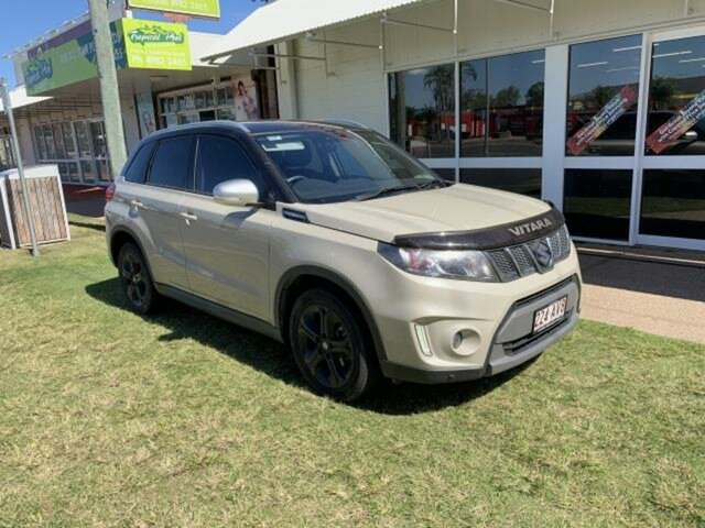 Used Suzuki Vitara LY S Turbo (2WD) Emerald, 2016 Suzuki Vitara LY S Turbo (2WD) 6 Speed Automatic Wagon