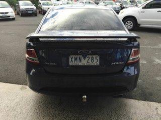 2008 Ford Falcon FG XR6 Blue 5 Speed Auto Seq Sportshift Sedan