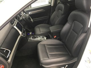 2020 Haval H6 (No Series) Lux White Sports Automatic Dual Clutch
