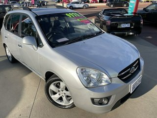 2009 Kia Rondo UN EX-L Silver 4 Speed Sports Automatic Wagon.