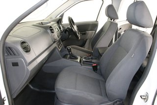 2016 Volkswagen Amarok 2H MY16 TDI420 (4x2) White 8 Speed Automatic Dual Cab Utility