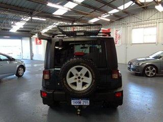 2007 Jeep Wrangler JK Sport Grey 6 Speed Manual Softtop