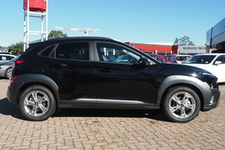 2021 Hyundai Kona Os.v4 MY21 Elite 2WD Phantom Black 8 Speed Constant Variable Wagon